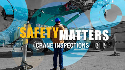Safety Matters: Crane Inspection