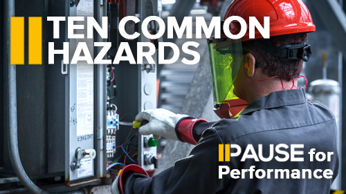 Pause for Performance:  Ten Common Hazards