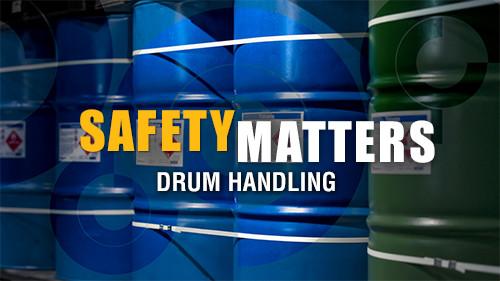 Safety Matters: Drum Handling