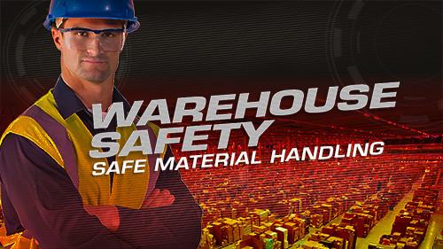 Warehouse Safety: Safe Material Handling