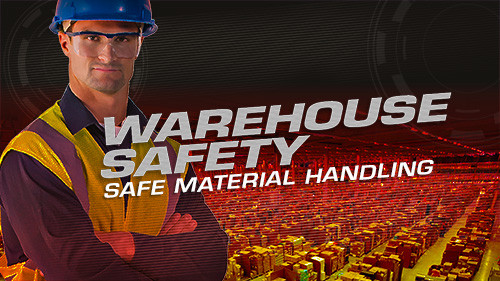 Warehouse Safety: Safe Material Handling