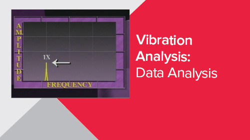Vibration Analysis: Data Analysis