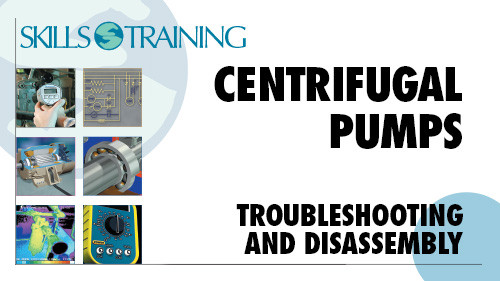 Centrifugal Pumps: Troubleshooting & Disassembly