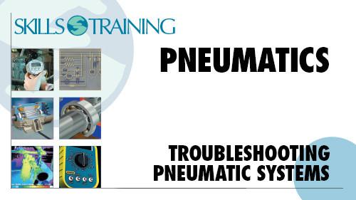 Pneumatics: Troubleshooting Pneumatic Systems