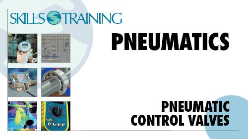 Pneumatics: Pneumatic Control Valves