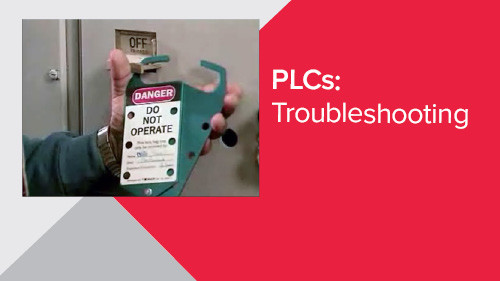 PLCs: Troubleshooting