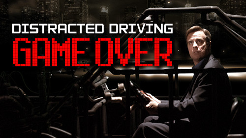 Distracted Driving: Game Over