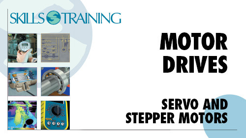 Motor Drives: Servo & Stepper Motors