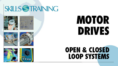 Motor Drives: Open & Closed Loop Systems