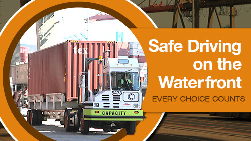 SAFE DRIVING ON THE WATERFRONT ONLINE COURSE
