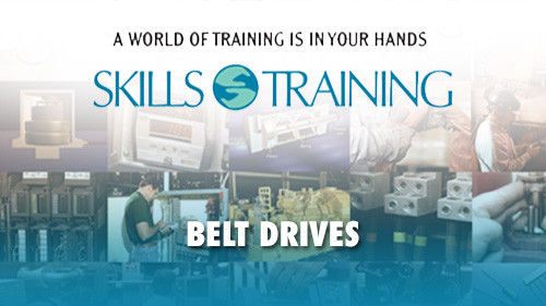 Industrial Drives: Belt Drives
