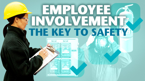Employee Involvement: The Key To Safety
