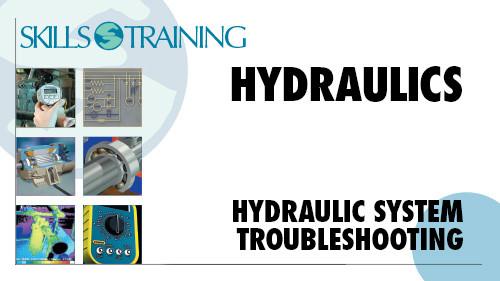 Hydraulics: Hydraulic System Troubleshooting