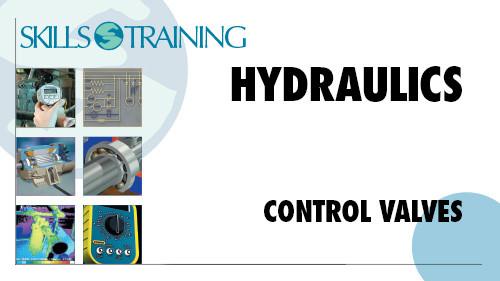 Hydraulics: Control Valves