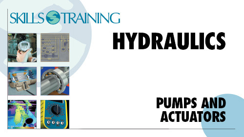 Hydraulics: Pumps & Actuators