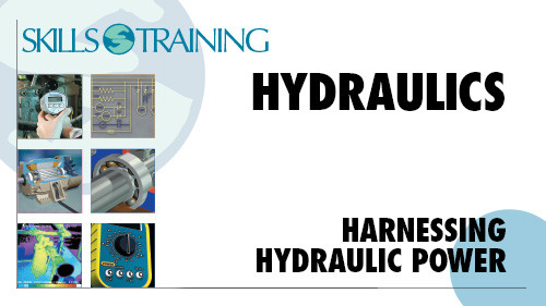 Hydraulics: Harnessing Hydraulic Power