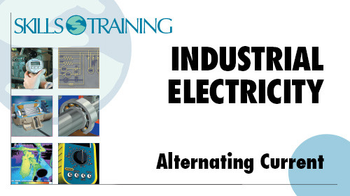 Industrial Electricity: Alternating Current