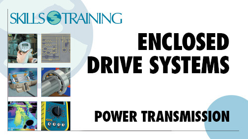 Industrial Drives: Enclosed Drive Systems