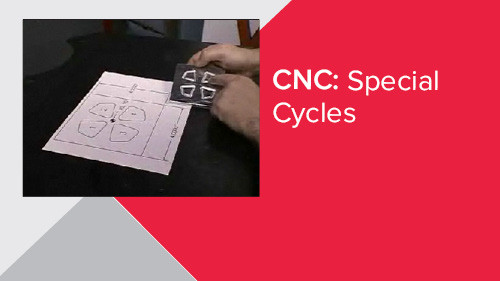 CNC: Special Cycles