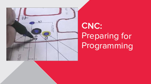 CNC: Preparing for Programming