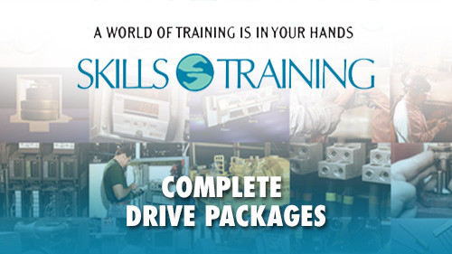Industrial Drives Complete Drive Packages