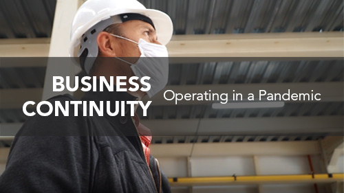 Business Continuity: Operating in a Pandemic