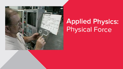 Applied Physics: Physical Force