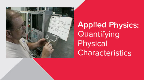 Applied Physics: Quantifying Physical Characteristics