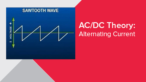 AC/DC Theory: Alternating Current