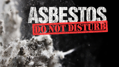 Asbestos: Do Not Disturb