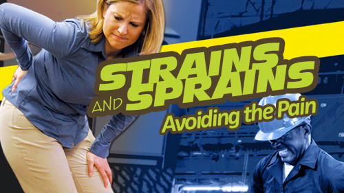 Strains And Sprains: Avoiding The Pain