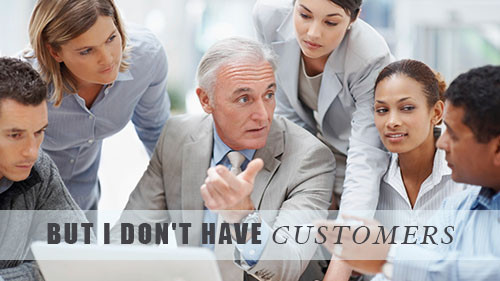 Customer Service: But I Don't Have Customers! (Office Version)