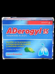 Aderogyl Ampolletas