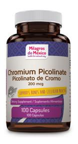 Picolinato de Cromo