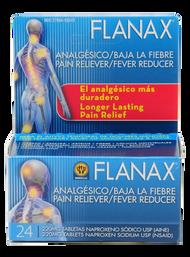 Flanax 220 mg tabletas
