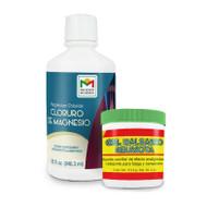 Cloruro de Magnesio + Gel Balsamo Reumota
