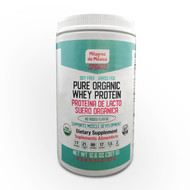 Pure organic whey protein