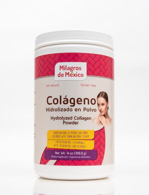 Hydrolyzed Collagen Powder Milagros de Mexico