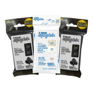 Esponjabon Charcoal Scrub (2 units) and Lightener with Pearl Shell (1 unit)
