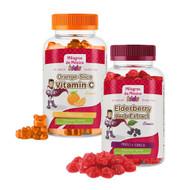 Vitamin C & Elderberry Gummies