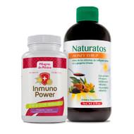 Combo Inmuno Power / Honey Syrup