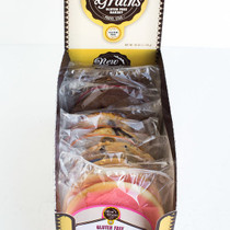 New Grains Gluten Free Variety Cookie Pack (9 Cookies/Treats)