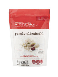 CRANBERRY CASHEW ANCIENT GRAIN MUESLI