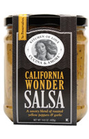 Cucina & Amore California Wonder Salsa 14.8 Oz. Pack Of 6