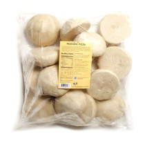 Passione Pizza Organic Whole Wheat Pizza Dough Balls - Bulk