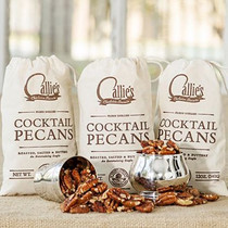 Cocktail Pecans