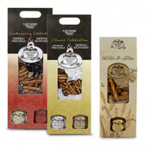 Gift Set Classic - Seasoned Pretzels & Dipping Mustard Sauces