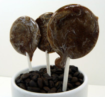 Gourmet Tiramisu Lollipops - Seven Included