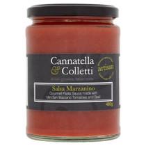 Cannatella & Colletti Marzanino Pasta Sauce