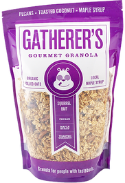 Squirrel Bait Granola 9 oz